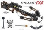 Tenpoint Stealth FX4 Crossbow Full Package - FREE TARGET & FREE UK SHIPPING!